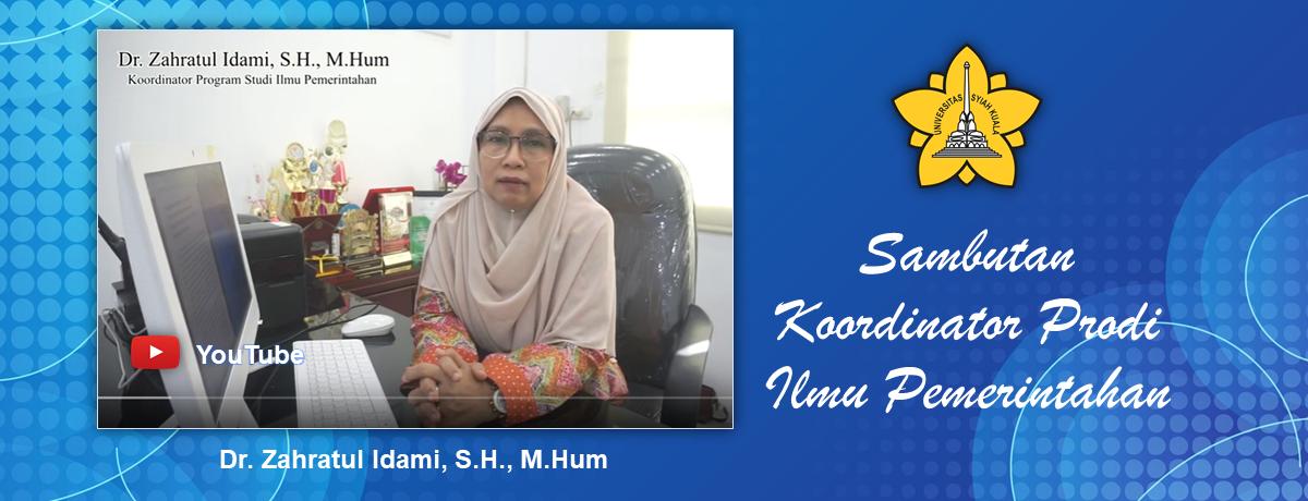 Permalink to:Sambutan Koordinator Prodi